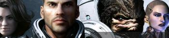 Une nouvelle série d'images pour Mass Effect 3