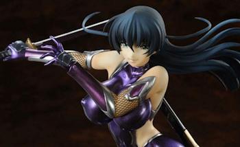 Milestone dévoile une superbe figurine d'Igawa Asagi