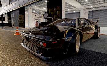 Les premières images de Project Cars sur Playstation 4