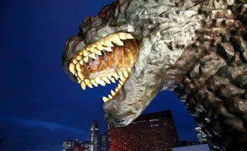 Japon: L'hôtel Godzilla ouvre ses portes à Shinjuku le 24 Avril prochain
