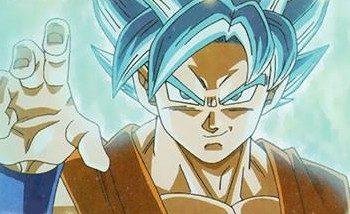 La transformation en Super Saiyan God Super Saiyan de Goku dévoilée