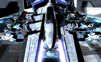 Gradius V débarque sur Playstation 3