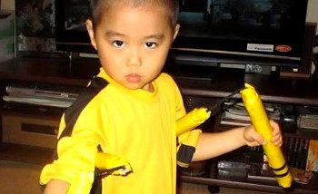 Japon : à 5 ans, Ryuji Imai imite Bruce Lee à la perfection