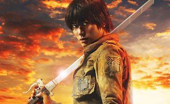 Encore une bande annonce pour le film Attack on Titan