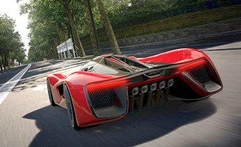 La SRT Tomahawk Vision Gran Turismo est disponible dans Gran Turismo 6