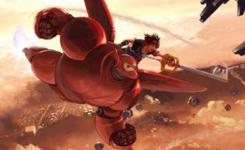 L'univers de Big Hero 6 dans Kingdom Hearts 3