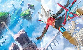 Test 242: Rodea the Sky Soldier sur Nintendo Wii U