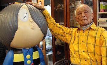 Décès du mangaka Shigeru Mizuki