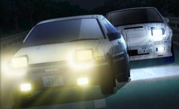 Un trailer pour Initial D Legend 3 et une diffusion en 4DX au Japon