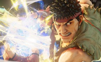La cinématique d'introduction de Street Fighter V dévoilée