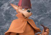 Une figurine Figma pour Sherlock Holmes d'Hayao Miyazaki