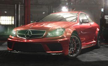 Ubisoft annonce un défi Mercedes sur The Crew