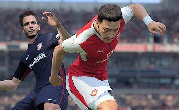 Konami dévoile Pro Evolution Soccer 2017