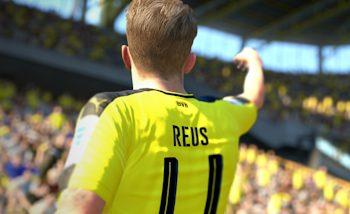 Marco Reus sera sur la jaquette internationale de Fifa 17