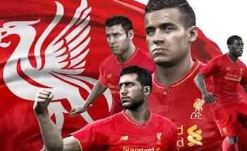 Konami signe un contrat avec le Liverpool F.C.