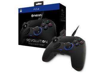 Des informations supplémentaires pour le Revolution Pro Controller Playstation 4