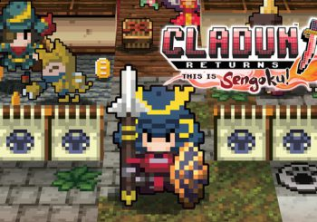 De nouveaux screenshots pour Cladun Returns: This is Sengoku!