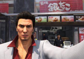 Yakuza 6 : Gindaco propose un menu takoyakis pour la sortie du jeu