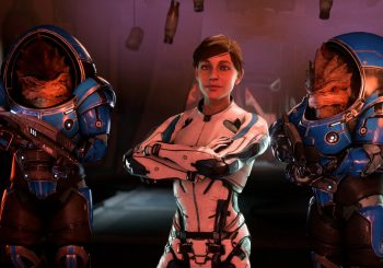 Un gameplay trailer pour Mass Effect: Andromeda