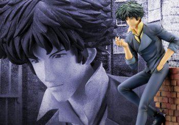 Kotobukiya dévoile une figurine de Spike Spiegel du manga Cowboy Bebop