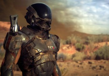 Plus de 40 minutes de gameplay pour Mass Effect Andromeda sur Playstation 4 Pro