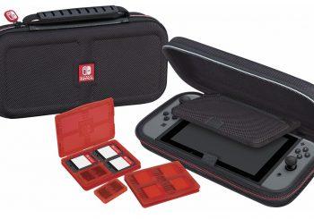 Bigben dévoile ses premiers accessoires pour la Nintendo Switch