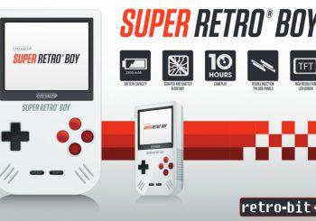 Retro-bit dévoile le Super Retro Boy au CES 2017