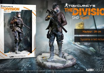Ubisoft dévoile des figurines The Division et Ghost Recon Wildlands