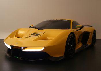 La Fittipaldi EF7 Vision GT de Pininfarina dévoilée au Salon de l'Auto de Genève