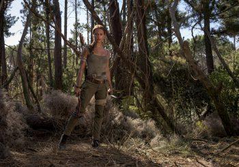 Deux photos du tournage du reboot de Tomb Raider avec Alicia Vikander