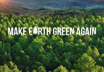 Gigabyte lance Make Earth Green Again, un nouveau programme pour l'écologie