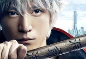 Un premier trailer pour l'adaptation en film live de Gintama