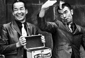 Japon: Découvrez Gamarjobat, un duo mimes japonais complètement barré