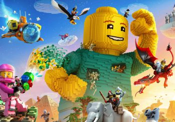 Un trailer de lancement pour la version Switch de Lego Worlds