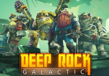 Incarnez un nain de l'espace dans Deep Rock Galactic sur Xbox One