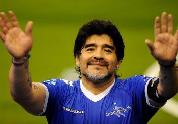 Diego Maradona dans les jeux de football de Konami jusqu'en 2020 !