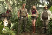 Une première bande annonce pour Jumanji: Welcome to the Jungle