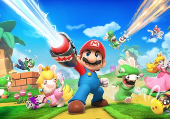 Donkey Kong débarque dans Mario + The Lapins Crétins Kingdom Battle