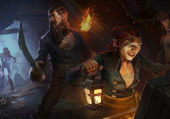 Découvrez le trailer de lancement de Sea of Thieves