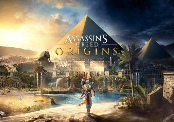 Ubisoft dévoile des produits dérivés pour Assassin's Creed Origins