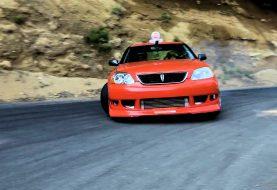 Japon : Faites des tours du circuit d'Ebisu en taxi drift