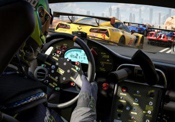 Dan Greenawalt présente Forza Motorsport 7 lors de la conférence de Microsoft
