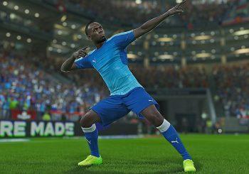 Usain Bolt devient ambassadeur officiel et intègre PES 2018