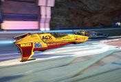 Test de Wipeout Omega Collection sur Playstation 4 Pro