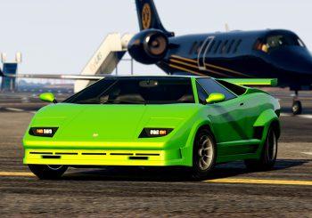 La Pegassi Torero est désormais disponible dans GTA Online