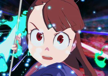 Little Witch Academia: Chamber of Time annoncé sur Playstation 4 et Steam