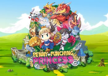 Penny-Punching Princess arrive en 2018 sur Nintendo Switch et Playstation Vita