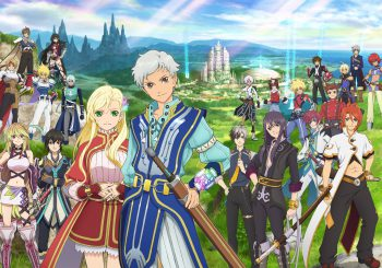 Bandai Namco Entertainment annonce Tales of the Rays sur Android et IOS
