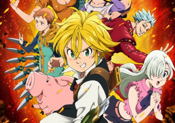 Un trailer pour le mode aventure de Seven Deadly Sins : Knights of Britannia