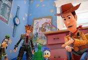 Le monde de Toy Story sera présent dans Kingdom Hearts III